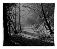 Reelig Forest Walk Fleece Blanket