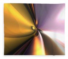 Reflect Fleece Blanket