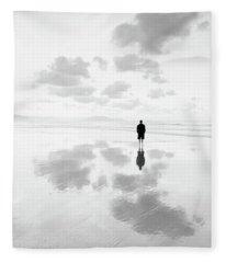Reflexions Fleece Blanket