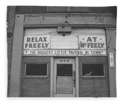 Relax Freely- Walla Walla Photography By Linda Woods Fleece Blanket