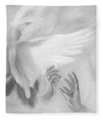 Release Fleece Blanket