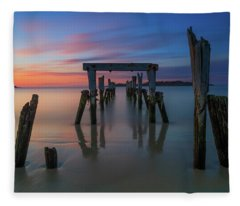 Relic Fleece Blanket
