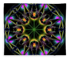 Religion Fleece Blanket