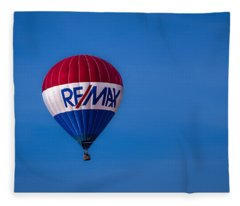 Remax Hot Air Balloon Fleece Blanket