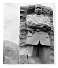 Remembering Mr. King Fleece Blanket