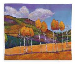 Reminiscing Fleece Blanket