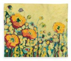 Reminiscing On A Summer Day Fleece Blanket