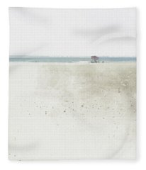 Renourishment Fleece Blanket