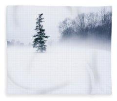 Resilience Fleece Blanket