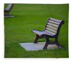Resting Place Fleece Blanket