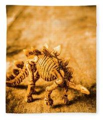Restoration In Extinction  Fleece Blanket