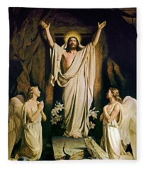 Resurrection Fleece Blanket