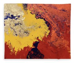 Revelation Fleece Blanket