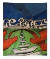 Rfb0102 Fleece Blanket