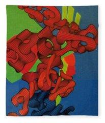 Rfb0116 Fleece Blanket