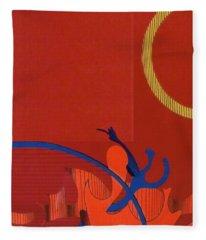 Rfb0118 Fleece Blanket