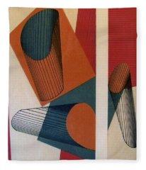 Rfb0119 Fleece Blanket