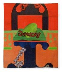 Rfb0121 Fleece Blanket