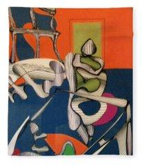 Rfb0122 Fleece Blanket