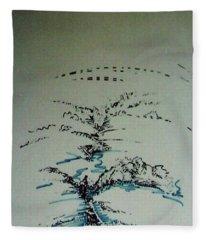 Rfb0206-2 Fleece Blanket