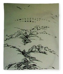 Rfb0209 Fleece Blanket