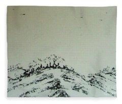 Rfb0212-2 Fleece Blanket