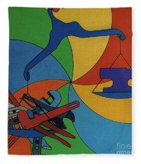 Rfb0924 Fleece Blanket