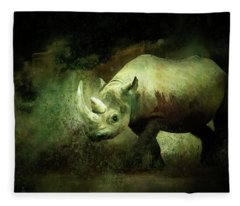 Rhino Fleece Blanket