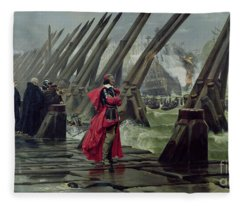Richelieu Fleece Blanket