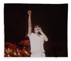 Rick Allen And Joe Elliott Fleece Blanket