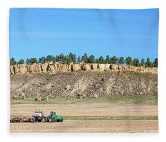 Rimrock Seeder Fleece Blanket