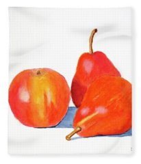 Ripe And Ready To Eat Fleece Blanket