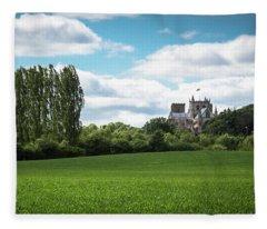 Ripon Cathedral Fleece Blanket