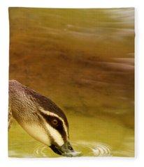 Ripples Fleece Blanket