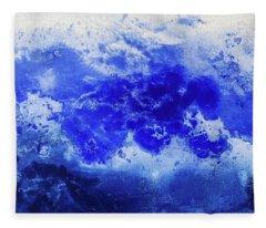 Riptide Fleece Blanket