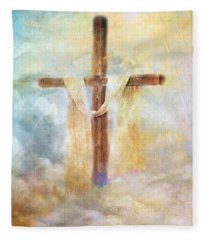 Risen Fleece Blanket