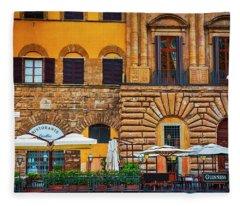 Ristorante Cavallino Fleece Blanket