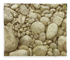 River Carpet Fleece Blanket
