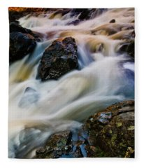 River Dance Fleece Blanket
