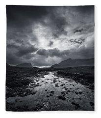 River Sligachan Fleece Blanket