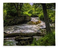 Riverside Fleece Blanket
