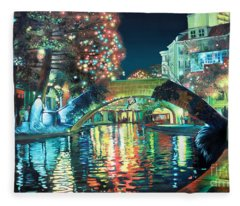 Riverwalk Fleece Blanket