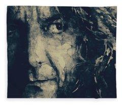 Robert Plant - Led Zeppelin Fleece Blanket
