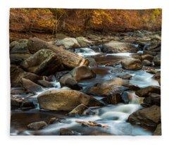 Rock Creek Fleece Blanket