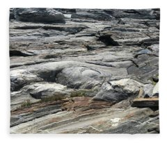 Rock Solid Fleece Blanket