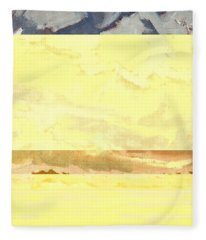 Rockport Turbulent Stratocumulus Fleece Blanket