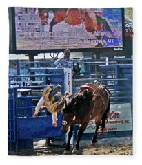 Rodeo 5 Fleece Blanket