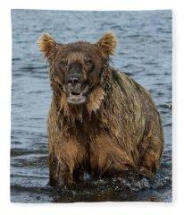 Rogue Bear  Fleece Blanket
