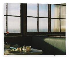 Room Fleece Blanket