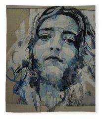 Rory Gallagher Fleece Blanket